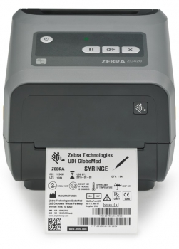 Zebra ZD420 | 200 dpi | Cartridge | Ethernet