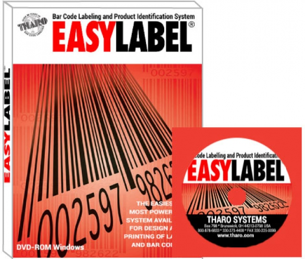 Easylabel 6 Etiketten Software